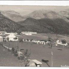 Postales: CORTES DE LA FRONTERA - SIERRA BLANQUILLA DESDE LOS CAMARETAS - Nº 6. Lote 103938755