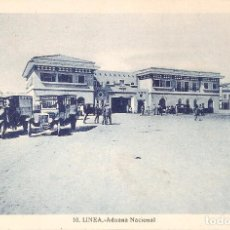 Postales: 10 LINEA - ADUANA NACIONAL L. ROISIN FOTG. SIN CIRCULAR. Lote 103957091