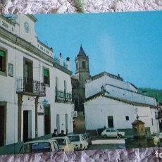 Postales: GALAROZA 1976 HUELVA. Lote 104060835