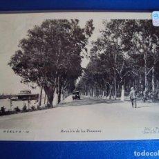 Postales: (PS-53685)POSTAL DE HUELVA-AVENIDA DE LOS PINZONES. Lote 104289731