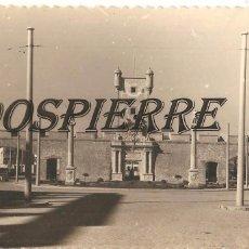 Postales: POSTAL, CADIZ, PUERTA DE TIERRA, ED. AISA, SIN CIRCULAR. Lote 104349823
