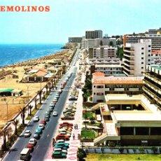 Postales: TORREMOLINOS (MÁLAGA) -PLAYA DEL BAJONDILLO- (EDICIONES FOTO ANTONIO Nº 15) SIN CIRCULAR / P-1169. Lote 104073887