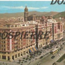 Postales: POSTAL, MÁLAGA, VISTA PARCIAL , ED. BEASCOA, ESCRITA. Lote 104551087