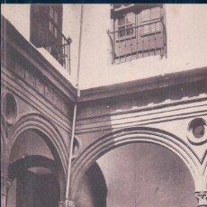 Postales: POSTAL RONDA - CASA DE MONDRAGON - PATIO RENACIMIENTO - GRAFOS - MALAGA. Lote 104583403