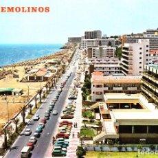 Postales: TORREMOLINOS (MÁLAGA) -PLAYA DEL BAJONDILLO- (EDICIONES FOTO ANTONIO Nº 15) SIN CIRCULAR / P-1292. Lote 104714223