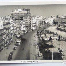 Postales: POSTAL DE CADIZ, 1959, CALLE ISAAC PERAL, L. ROISIN-FOTO, 338 . Lote 104882731