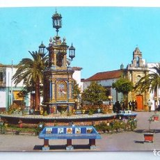 Postales: POSTAL DE CADIZ, ALGECIRAS. PLAZA DEL GENERALISIMO. 3. Lote 104889055