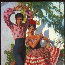 Postales: 1033 - PACO DE LUCIO Y SU FIESTA BALLET. MALAGUEÑAS. . Lote 104949827