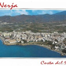 Postales: NERJA, COSTA DEL SOL, VISTA GENERAL - ESCUDO DE ORO Nº 55 - S/C. Lote 105475783