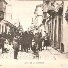 Postales: LA LINEA CALLE DE LA LIBERTAD V.B. COMBO SIN CIRCULAR. Lote 105880247