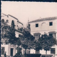 Cartes Postales: POSTAL SEVILLA 38 - PLAZA DE DOÑA ELVIRA - ARRIBAS. Lote 105883787