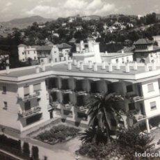 Postales: ANTIGUAS POSTALES SANATORIO PARQUE SAN ANTONIO MALAGA. Lote 107003923