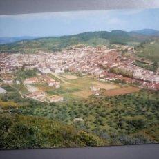 Postales: POSTAL ARACENA HUELVA VISTA PARCIAL ARRIBAS. Lote 107291695