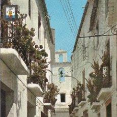 Postales: MARBELLA - CALLE SAN JUAN DE DIOS. Lote 107363703