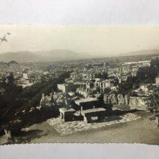Postales: POSTAL. MALAGA. VISTA PARCIAL. F. DIEGO CORTES. H. 1950. Lote 107462347