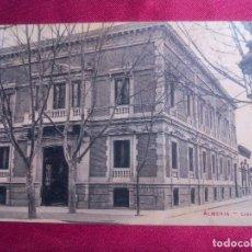 Postales: TARJETA POSTAL. ALMERIA. CASINO. COLECCION TALCOSE. A9.. Lote 107542003