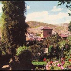 Postales: GRANADA - ALHAMBRA.- JARDINES DEL PARTAL. Lote 107824159