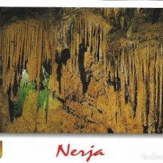 Postales: NERJA, COSTA DEL SOL, CUEVA DE NERJA - ESCUDO DE ORO Nº 69 - S/C. Lote 107844967