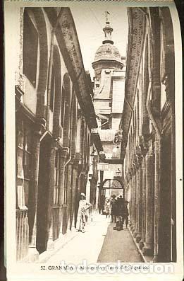 Postales: GRANADA BLOC COMPLETO CON 20 POSTALES GRAFOS SERIE 3ª - Foto 3 - 146203913