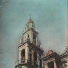 Postales: POSTAL DE HINOJOSA DEL DUQUE - TORRE DE LA PARROQUIA SAN JUAN - CORDOBA Nº2 HIDALGO. Lote 109037747