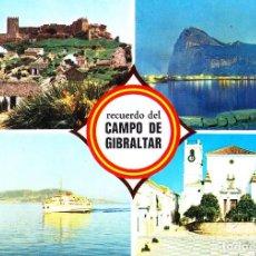 Postales: CAMPO DE GIBRALTAR -DIVERSOS ASPECTOS Y PEÑÓN- (A. SUBIRATS CASANOVAS Nº 3) SIN CIRCULAR / P-1799. Lote 109379707
