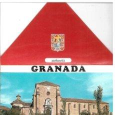 Postales: ACORDEON 12 POSTALES LA CARTUJA GRANADA. Lote 109739639