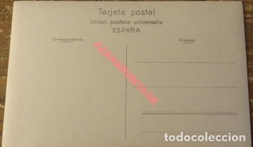 Postales: SEMANA SANTA SEVILLA, ESPECTACULAR POSTAL FOTOGRAFICA ANTIGUA VIRGEN DEL PATROCINIO - Foto 2 - 110194431