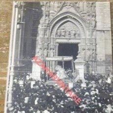 Postales: VIRGEN DE LOS REYES.SEVILLA.ESPECTACULAR POSTAL FOTOGRAFICA. Lote 110194971