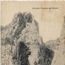 Postales: MALAGA .- VIADUCTO DEL CHORRO .- EDICION HAUSER Y MENET . Lote 110207951