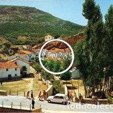 Postales: PONTONES (JAEN) Nº 4 RIO SEGURA Y VISTA PARCIAL - MOLINA - SIN CIRCULAR - AÑO 1974. Lote 110223659