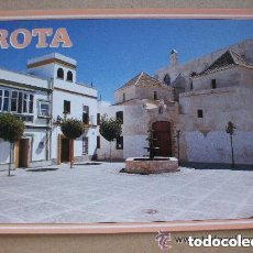 Postales: POSTAL DE ROTA ( CADIZ ). Lote 110501943