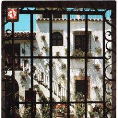 Postales: CORDOBA - PATIO CORDOBES. Lote 111209551