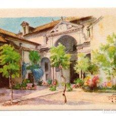 Postales: SEVILLA.- COLECCIÓN A.L.V. - COMPAS DE SANTA CLARA. - M. RIVAS. Lote 111383011