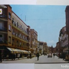 Postales: POSTAL LINARES -CALLE PEAL COCHES...URBANO. Lote 111433719