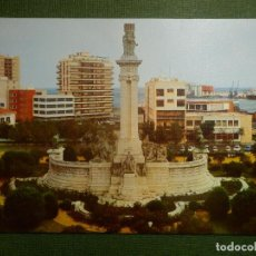 Postales: POSTAL - ESPAÑA - CADIZ - Nº 9 PLAZA DE ESPAÑA - MONUMENTO A LAS CORTES - EDICIONES SICILIA -. Lote 111469503