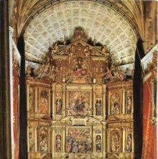 Postales: == PJ380 - POSTAL - ARCOS DE LA FRONTERA - PARROQUIA DE SANTA MARIA - ALTAR MAYOR. Lote 112097447
