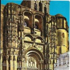 Postales: == PJ382 - POSTAL - ARCOS DE LA FRONTERA - PARROQUIA DE SANTA MARIA - FACHADA PRINCIPAL. Lote 112097463