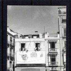 Postales: MALAGA-PLAZA DE LA CONSTITUCIÓN-=CORRESPONDE AL CAFE SUIZO Y CENTRAL(ANTES DE LAS REFORMAS)=.. Lote 112204947