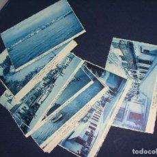 Postales: 20 POSTALES CORRELATIVAS ALGECIRAS. ROISIN FOT. BARCELONA. SIN CIRCULAR 1 AL 20.. Lote 112648663