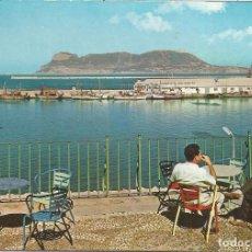 Cartes Postales: ALGECIRAS (CÁDIZ) GIBRALTAR DESDE EL MIRADOR - ESCUDO DE ORO Nº 4 - ESCRITA. Lote 112728763