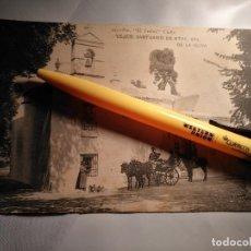 Postales: POSTAL DE VEJER DE LA FRONTERA :SANTUARIO VIRGEN DE LA OLIVA .Nº 11.-FOT. EL TREBOL CADIZ.. Lote 112773407