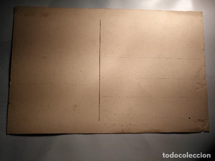 Postales: Antigua Postal : PASEO CANALEJAS VEJER DE LA FRONTERA - CADIZ - VEJER. Ed Fot El Trebol nº 5 - Foto 2 - 112775119