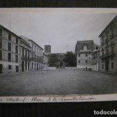 Postales: MOTRIL - POSTAL PROTOTIPO ARCHIVO FOTOGRAFICO ROISIN - FOTO PEGADA-VER FOTOS-(52.094). Lote 112926163