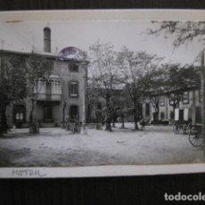 Postales: MOTRIL - POSTAL PROTOTIPO ARCHIVO FOTOGRAFICO ROISIN - FOTO PEGADA-VER FOTOS-(52.095). Lote 112926207