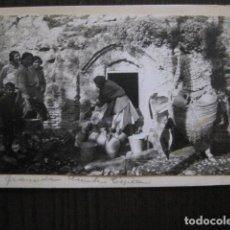Postales: GRANADA - POSTAL PROTOTIPO ARCHIVO FOTOGRAFICO ROISIN - FOTO PEGADA-VER FOTOS-(52.100). Lote 112926395