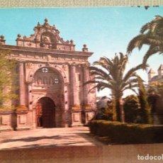 Postales: POSTAL JEREZ DE LA FRONTERA CARTUJA ETRADA PRINCIPAL. Lote 112959239