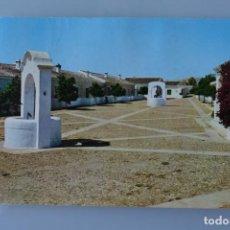 Postales: ANTIGUA POSTAL AYAMONTE (HUELVA) BARRIO DE FEDERICO MAYO – AÑOS 60 – CIRCULADA . Lote 113376091