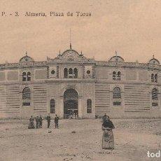 Postales: ALMERIA-PLAZA DE TOROS-L.S.P.3. Lote 113583995
