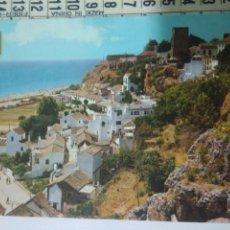 Postales: FOTO POSTAL TORRE MOLINOS MALAGA EL BAJONDILLO AÑOS 70-80 ECUD.ORO NUMER.37. Lote 114302580