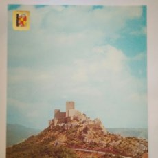 Postales: ANTIGUA POSTAL CASTILLO SANTA CATALINA JAEN AÑOS70-80 ESC.ORO 1241. Lote 114357143